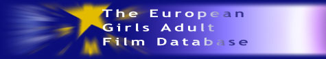 The European Girls Adult Film Database